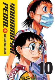 Yowamushi Pedal 10