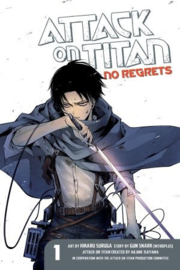 Attack on Titan- No Regrets 01