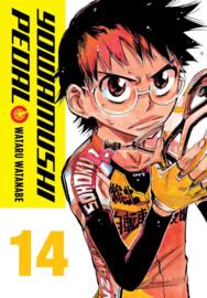 Yowamushi Pedal 14