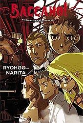Baccano Novel 02