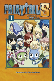 Fairy tail- Tales from Fairy tail 01