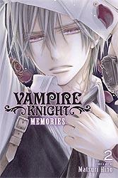 Vampire knight memories 02