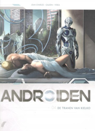 Androiden 04- Softcover