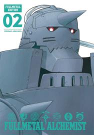 Fullmetal Alchemist- Hardcover 02