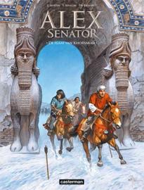 Alex Senator 11- Softcover