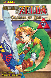 Zelda- Orcarina of time 02