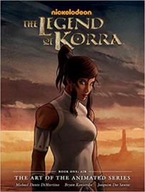 Avatar- Legend of Korra Artbook