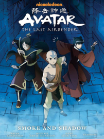 Avatar- Library edition-Smoke and shadow