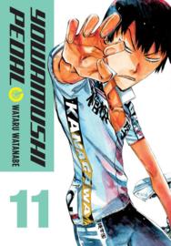 Yowamushi Pedal 11
