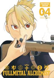 Fullmetal Alchemist- Hardcover 04