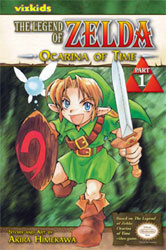 Zelda- Orcarina of time 01