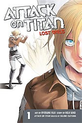 Attack on Titan- Lost girls 01