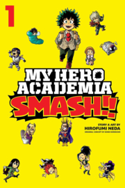 My hero academia- Smash 01