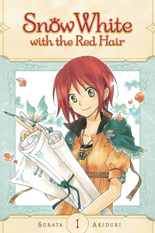 Snow White with the red hair 01