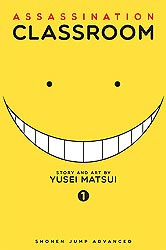 Assassination classroom 01