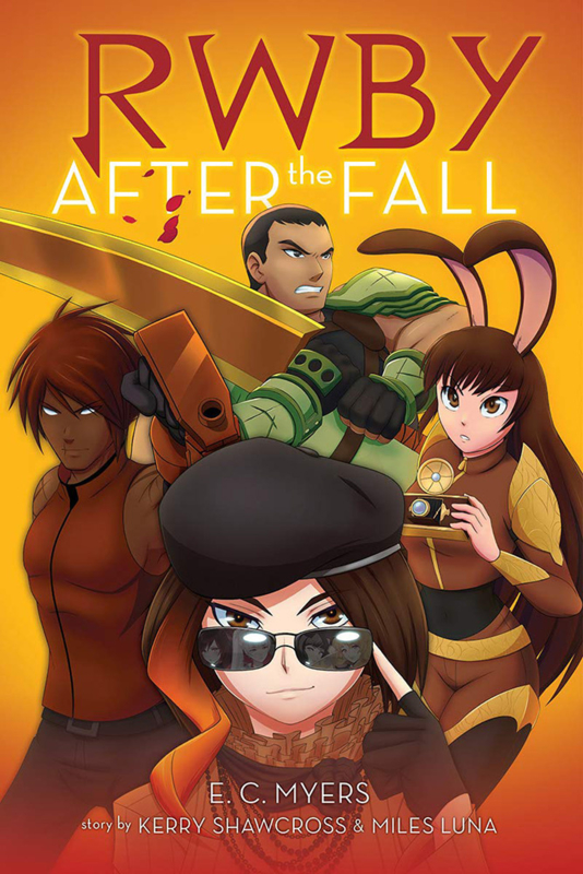 RWBY: After the Fall 01