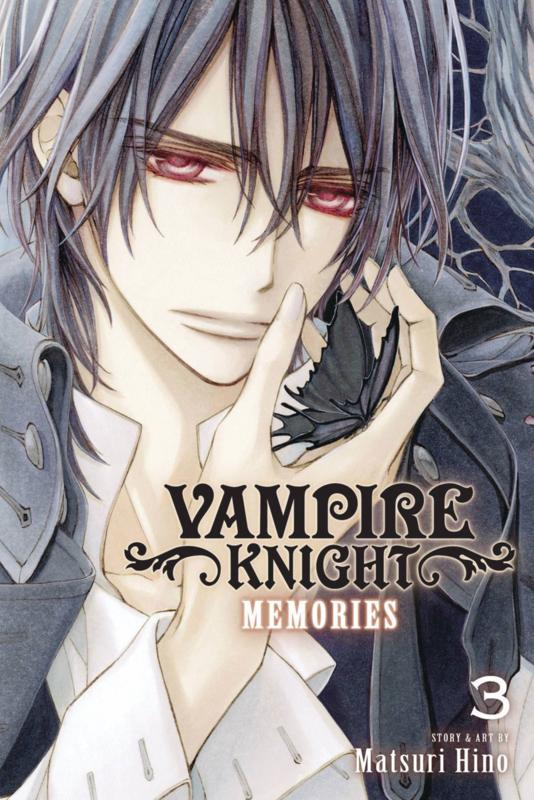 Vampire knight memories 03