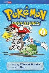 Pokemon adventures 01