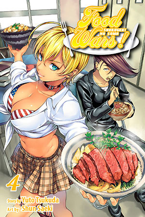 Food wars 04