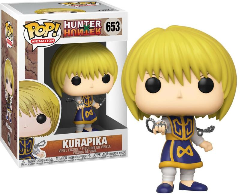 Funko Pop- Hunter X Hunter: Kurapika