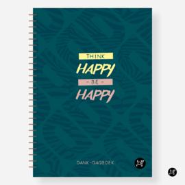 Invulboek - Dank-dagboek