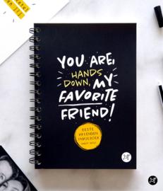 Invulboek - Beste Vriendenboek