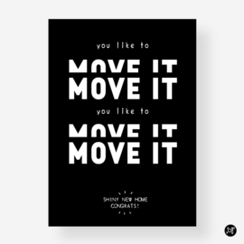 Kaart - New home / move it