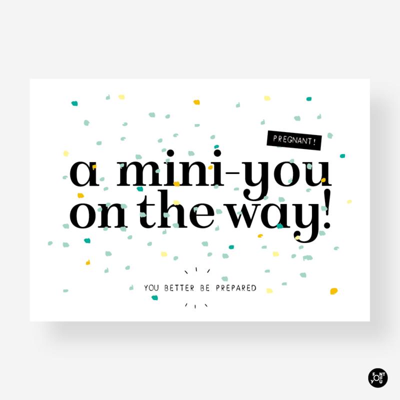 Kaart - Mini-you