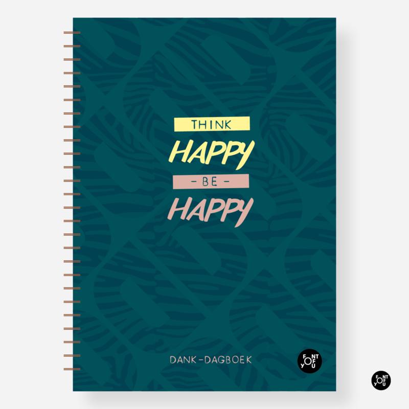Invulboek - Dankbaarheidsdagboek