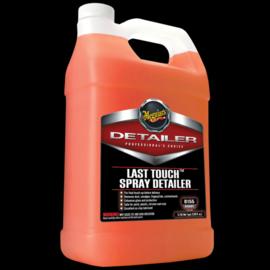 Last Touch Spray Detailer 3,78ltr.