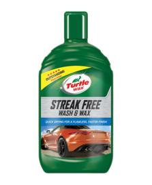 Turle Wax Streak Free Wash & Wax