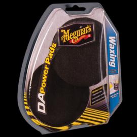 DA Power Pads Waxing 2-Pack 4inch