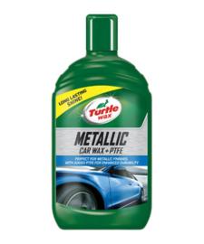 Turtle Wax  Metallic Wax+PTFE