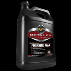 DA Microfiber Finishing Wax 3.78ltr