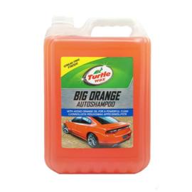 Turtle Wax Big Orange Shampoo 5liter