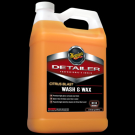 Wash & Wax 3,78ltr