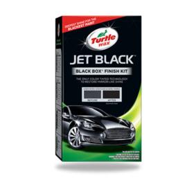 Turtle Wax Jet Black box