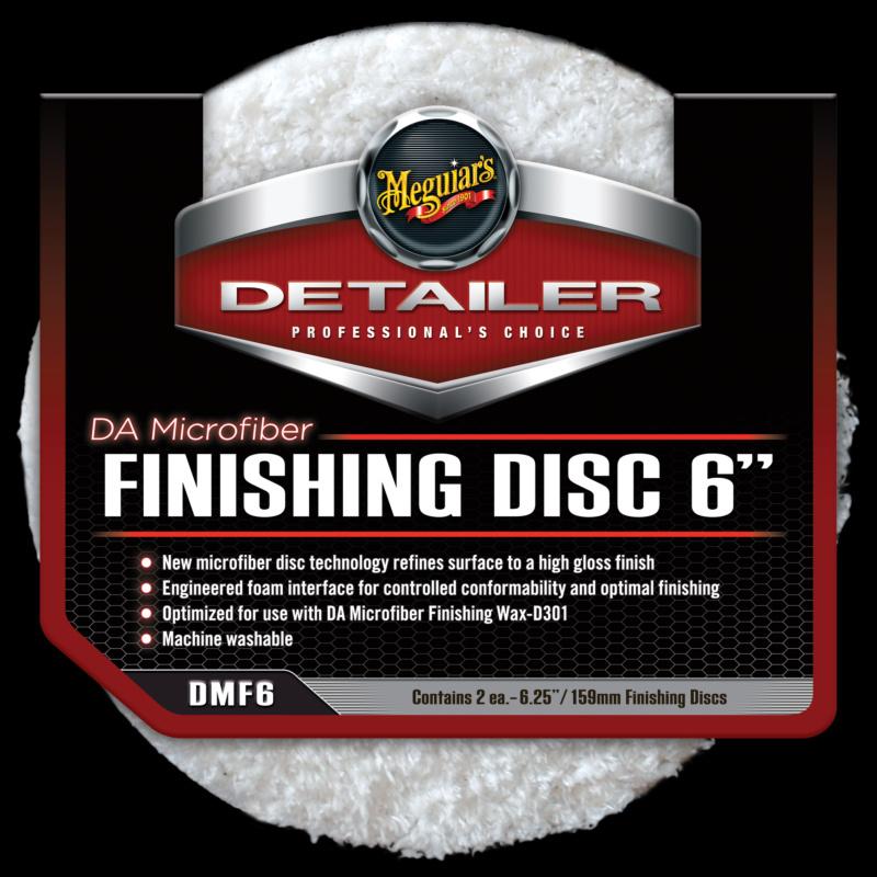 DA Microfiber Cutting Disc 6inch 2st.