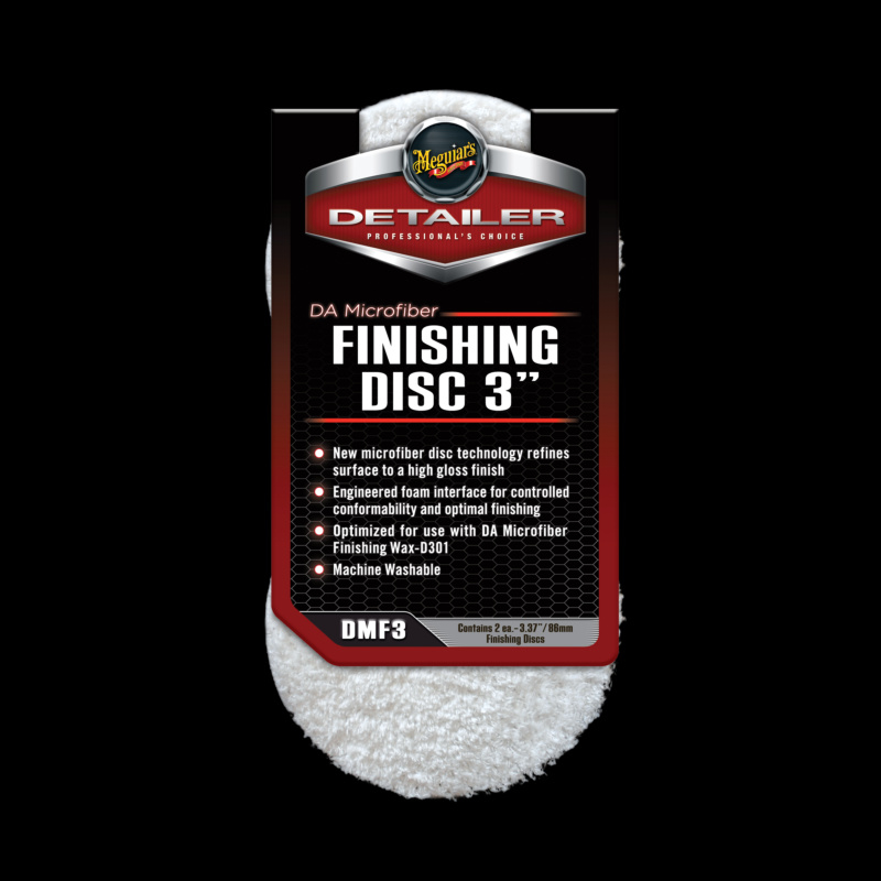 DA Microfiber Finishing Disc 3inch 2st.