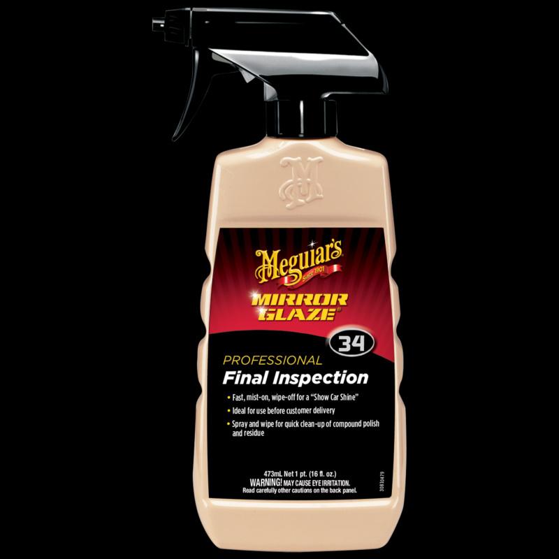 Meguiars Final Inspection Spray 473ml