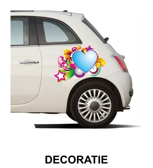 auto decoratie