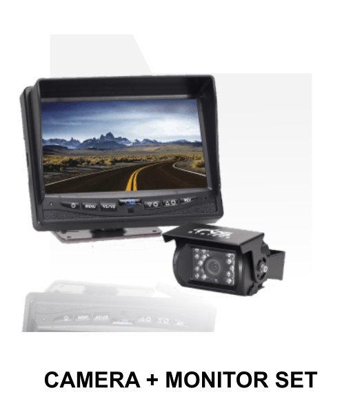 camera + monitor set