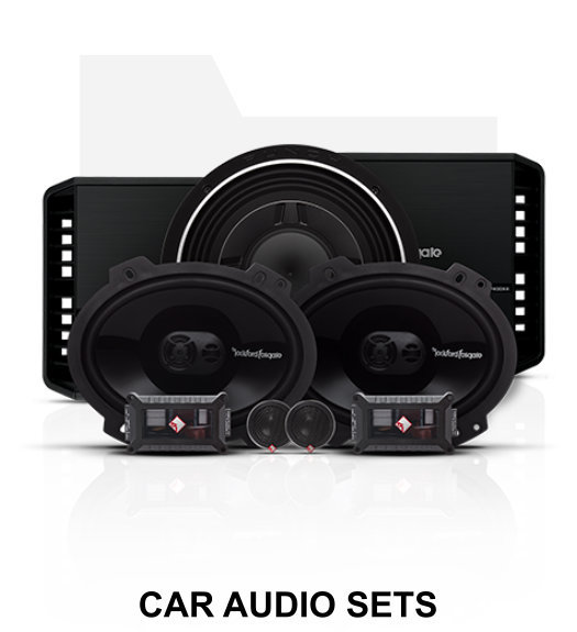 car audio sets