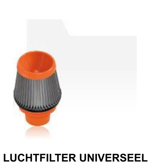luchtfilters universeel