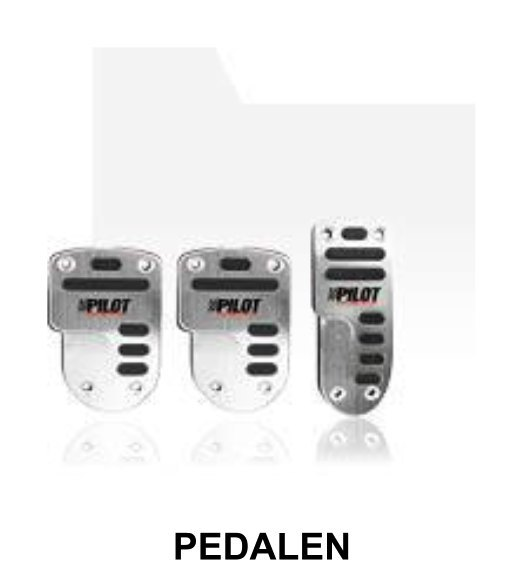 pedalen