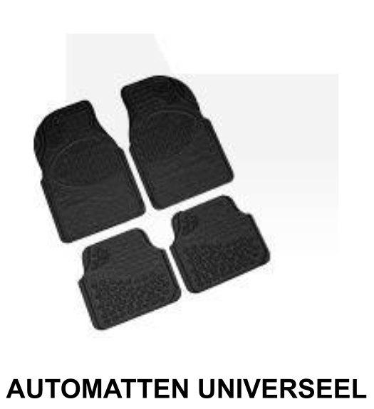 automatten universeel