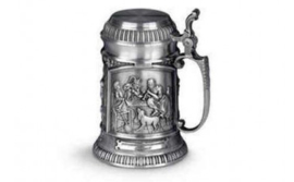 Dutch Masterpieces Beer Stein - h=17cm | 0,5L