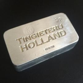 Broodje Tin Standaardlegering | 1 Kilo per Broodje