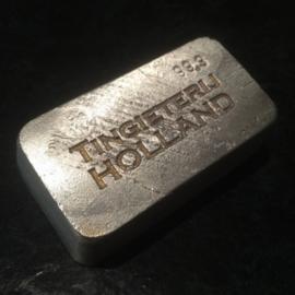 Ingot 99,98% Pure Tin | 1 Kg