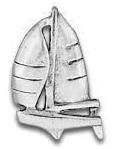 Bedeltje Zeilboot
